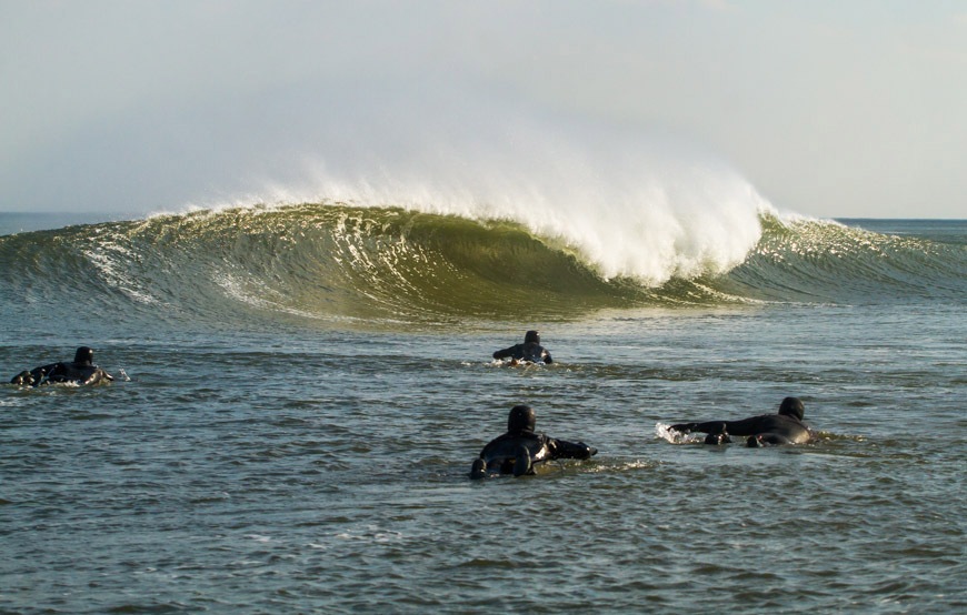 Monmouth County Surfing