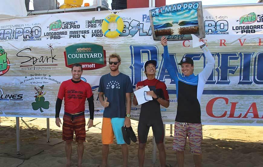 2014 Belmar Pro Surf Contest