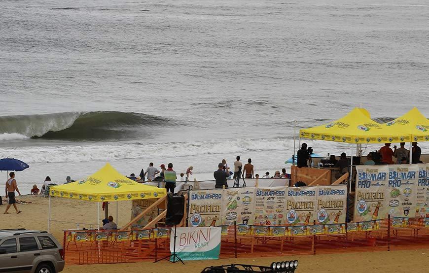 Belmar Pro Surf Contest 2015