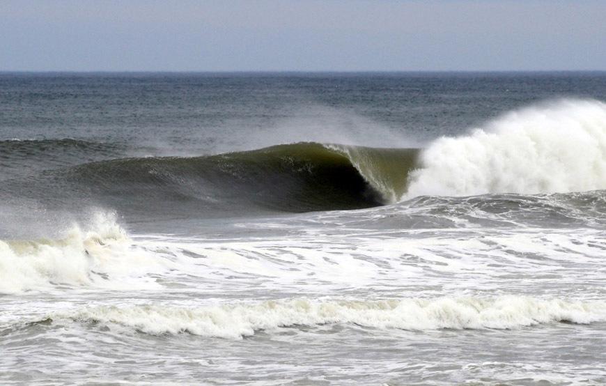 April Surf in Belmar