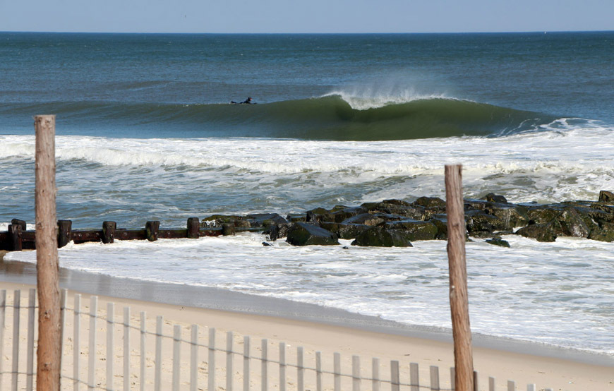 Surfing LBI New Jersey