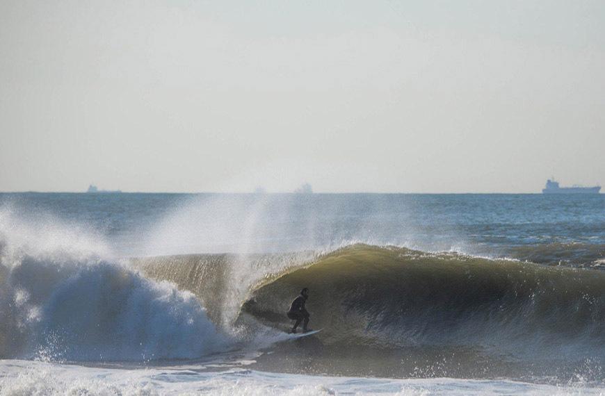 Rockaway Surfing Photos