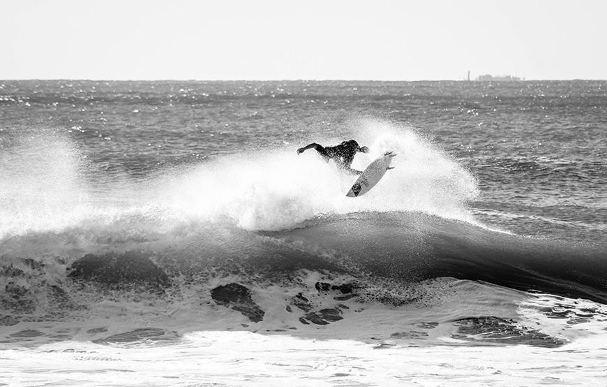 September Surfing In Atlantic City