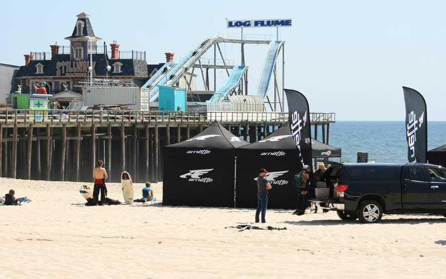 Arnette Cash Pot Surf Series in Seaside Heights