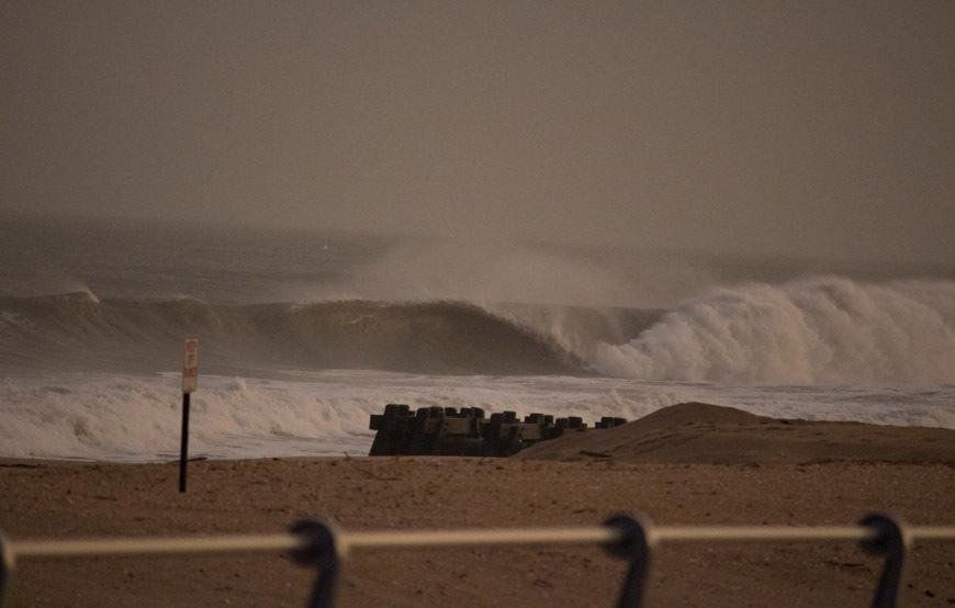 Ocean County Surfing Photos NJ