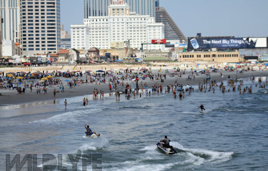Billiabong Metallica Surf Event Atlantic City