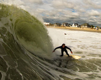 Finding Waves in Monmouth County NJ
