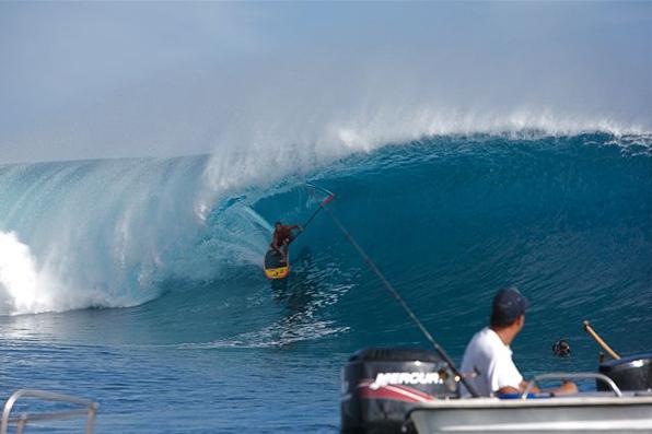 Chuck Patterson Surfer