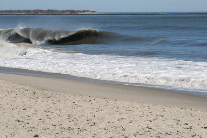 Poverty Beach Surf Photos Cape May