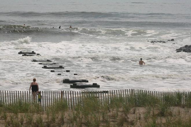 Ocean City NJ Surfing