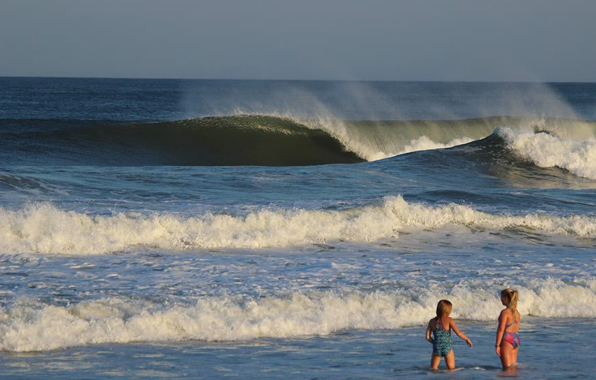 Summer Swell in NJ and NY