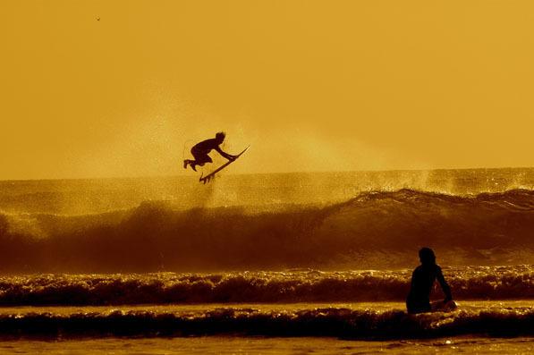 Leif Engstrom Pro Surfer