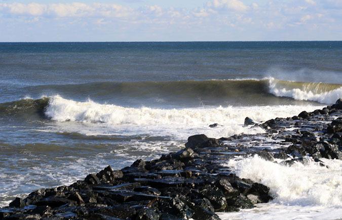 Long Branch NJ Surfing Photos