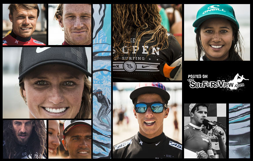 nike us open of surfing 2012