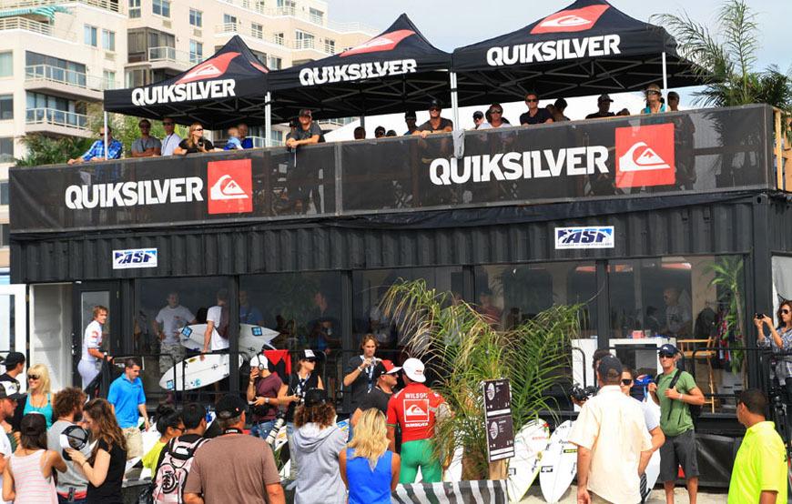 Quiksilver Pro NY