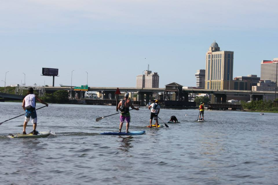 paddle for a cause dean randazzo sup