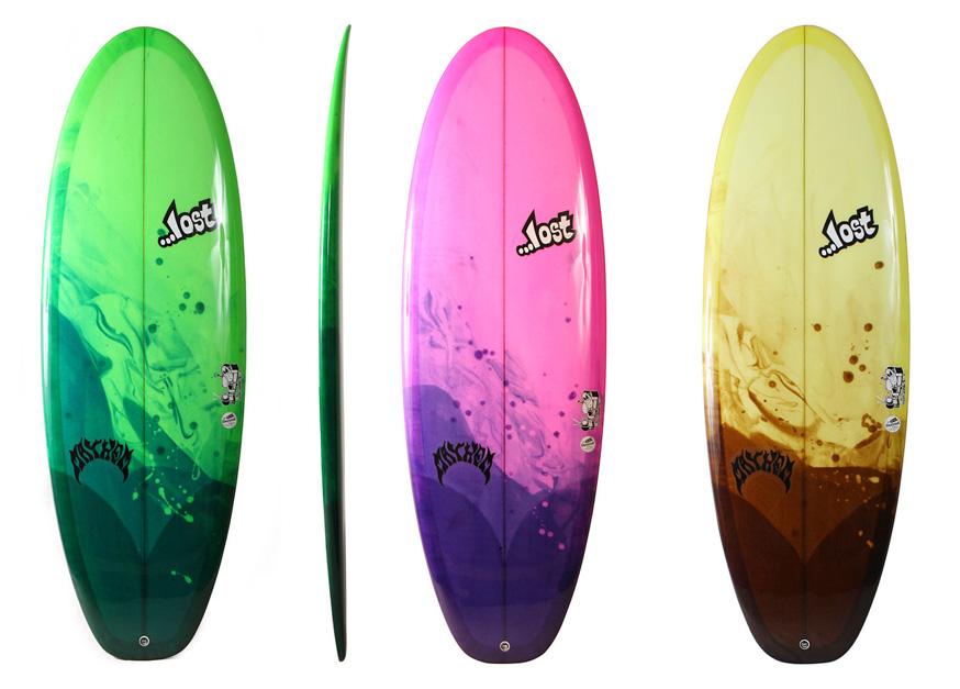 lost surfboards mayhem matt biolos couch potato