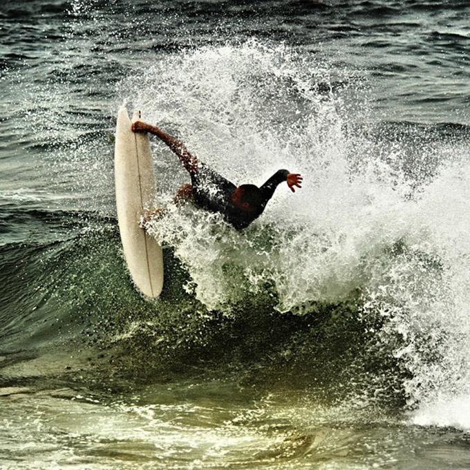 arc swallowtail quad mandala surfboards spray huge turn shortboard
