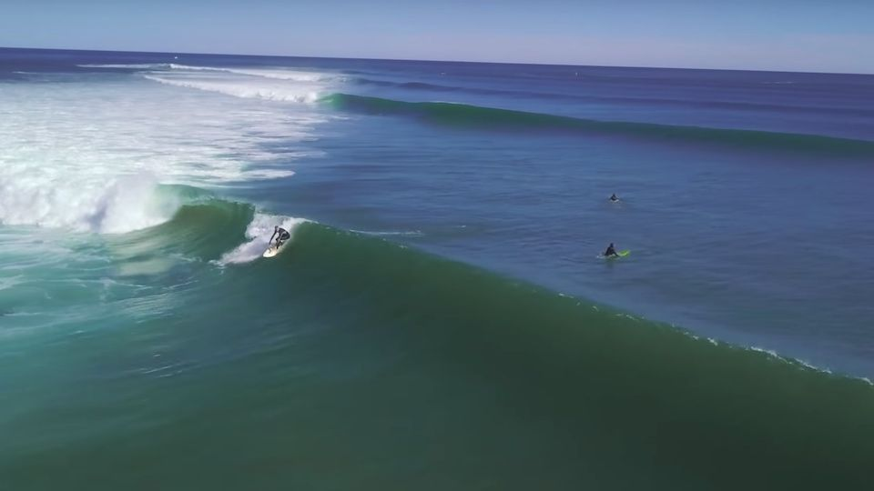 Amateur Surf Cinema Hurricane Irma