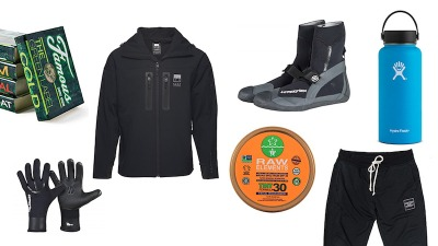 Essentials for Cold Water Surfing