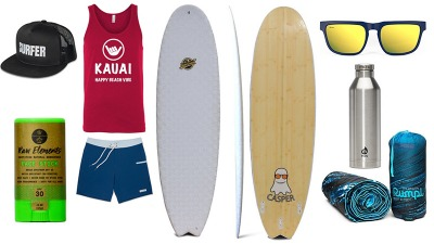 Summer Gear for Surfers