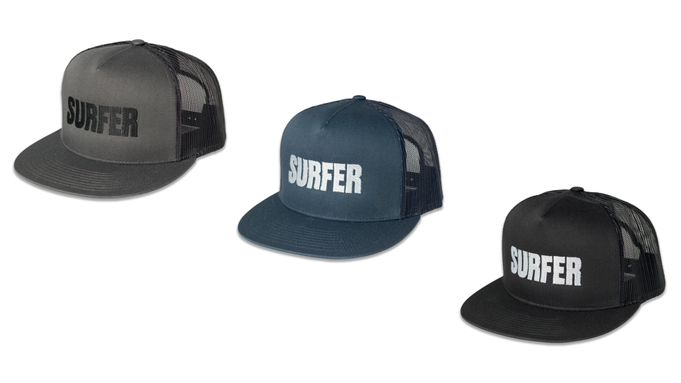 Surfer Hat Resized