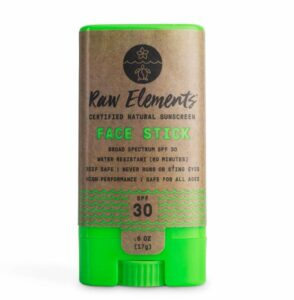 Raw Elements Face Stick