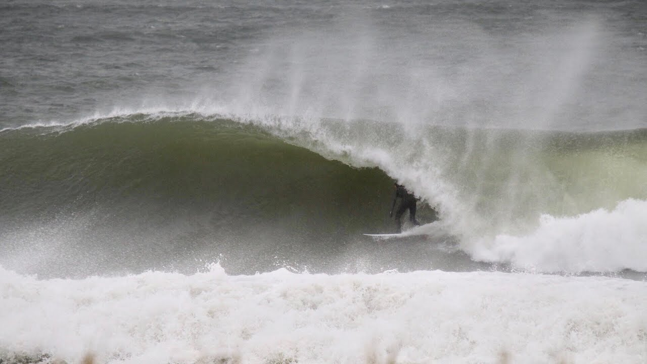 Swell of the Year in NJ