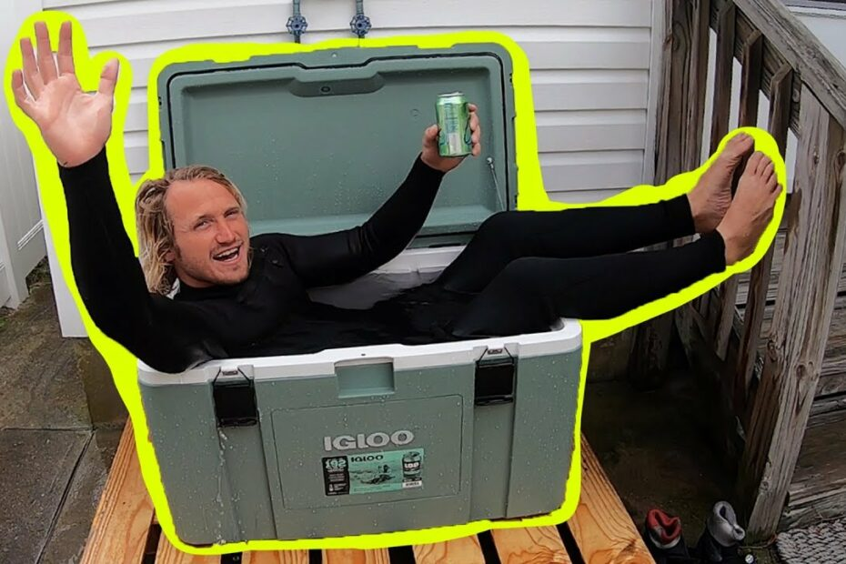 ben gravy wetsuit challenge