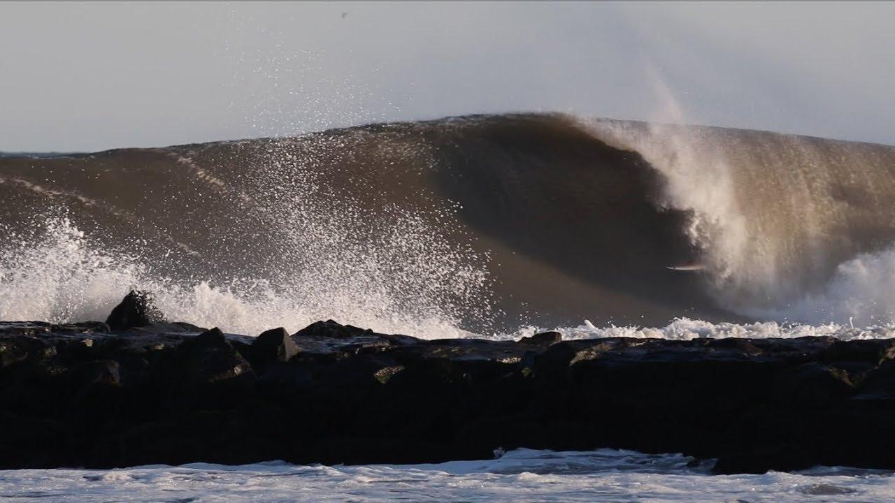 Kelly Slater Surfing NJ