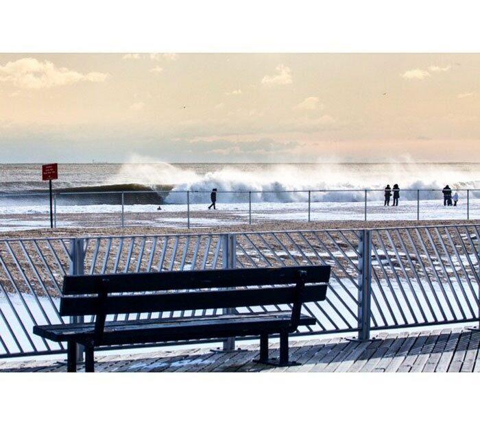 January Blizzard Swell Juno