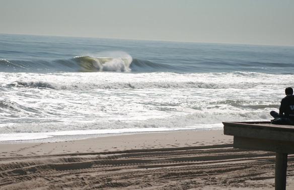 Empty Surf Spots