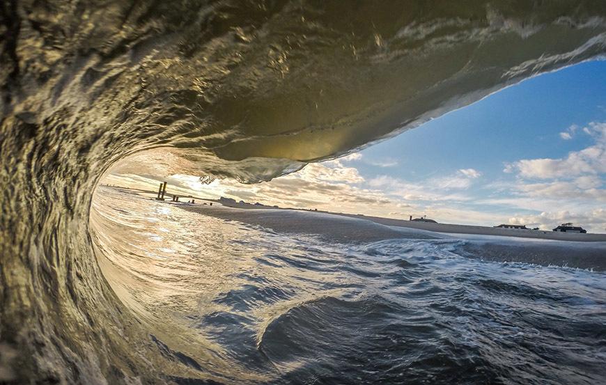 Atlantic City Surf Photos