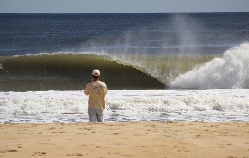 September Surfing Photos Belmar