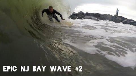 Ben Gravy Bay Wave