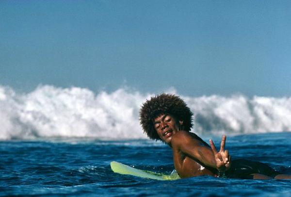 Buttons Surfer