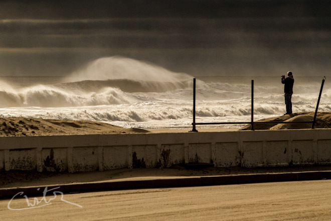 Big Waves and Epic Surfing in Long Branch NJ