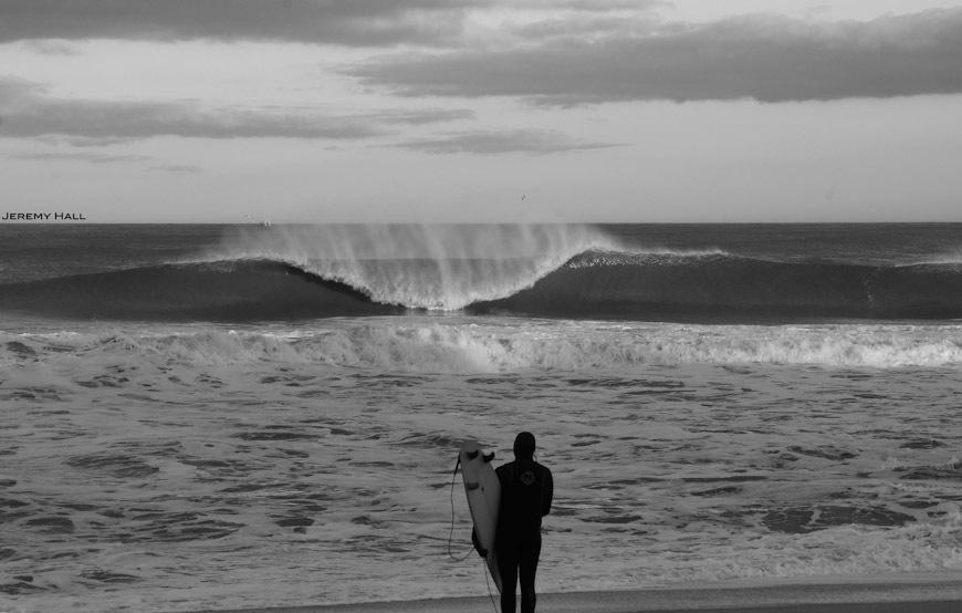 Jersey Shore Surfing Photos