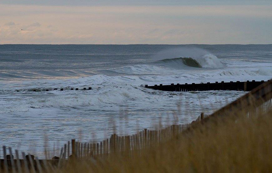 Surfing Ocean County NJ