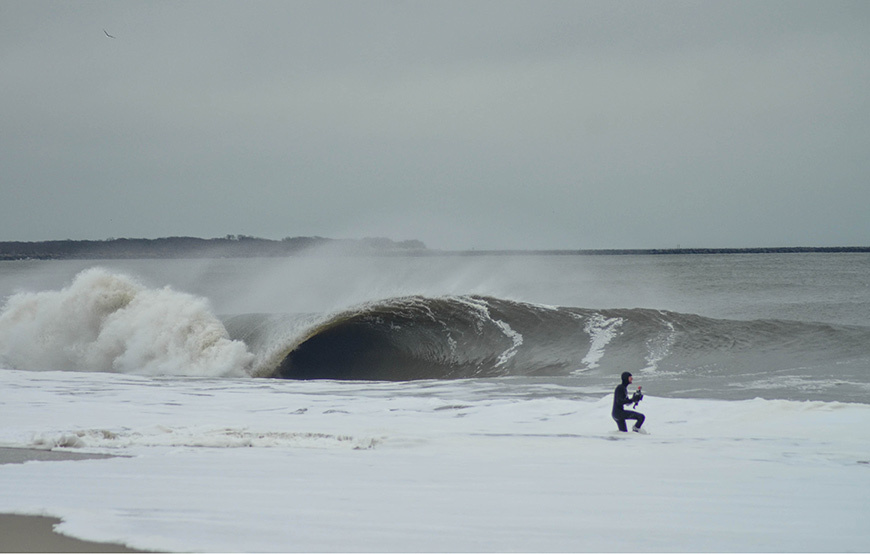 Southern New Jersey Surfing Photos