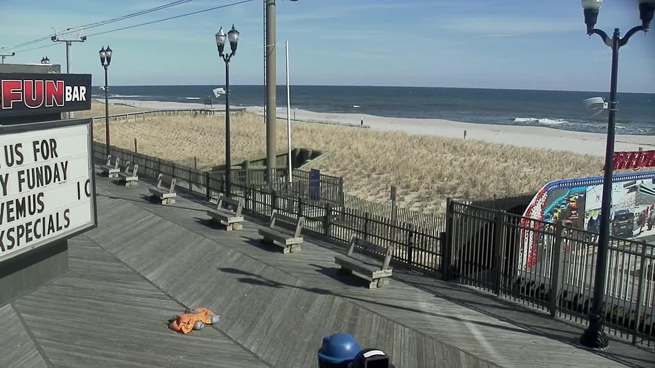 Seaside Heights Beach Cam