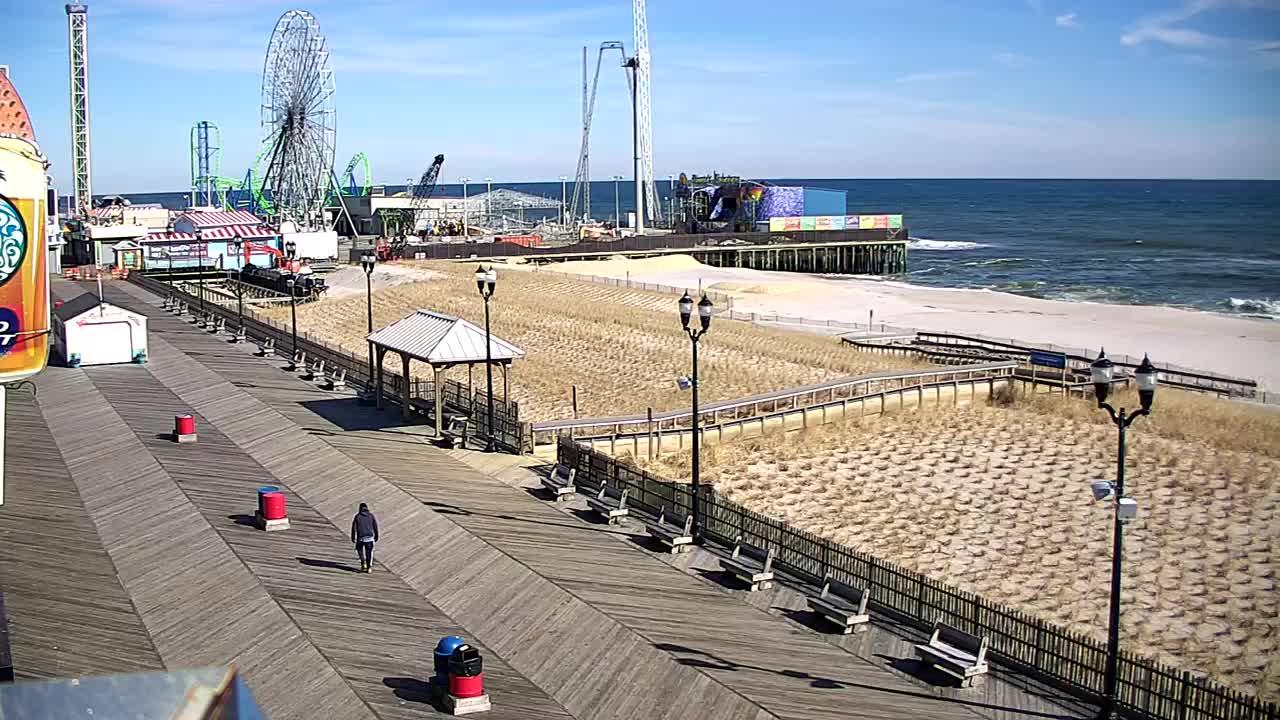 Seaside Heights Webcam