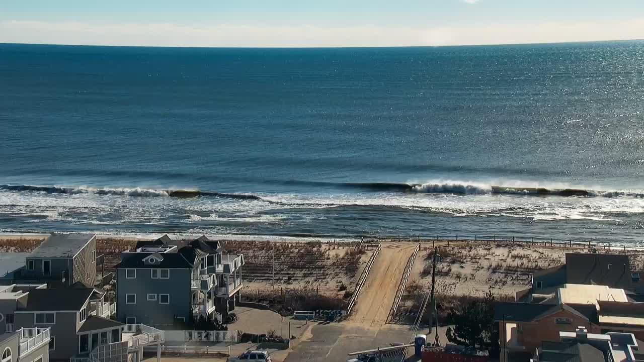 Harvey Cedars LBI Beach Cam