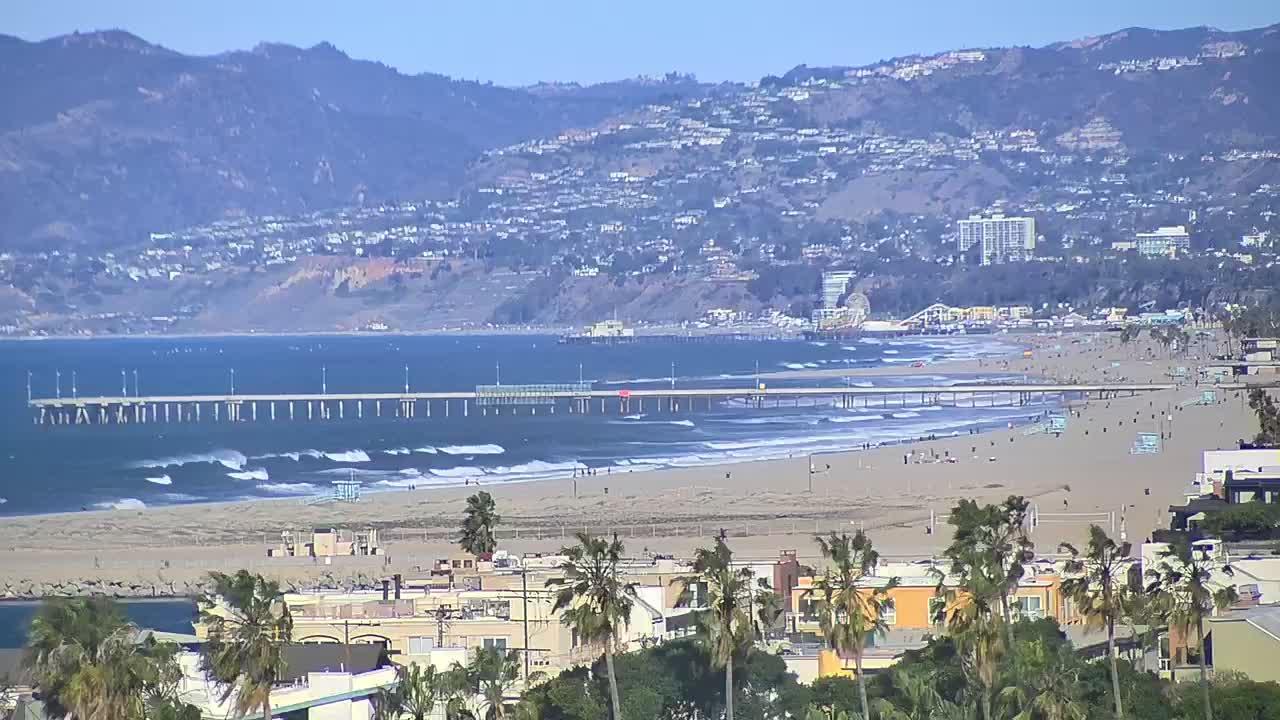 Los Angeles Beach Cam