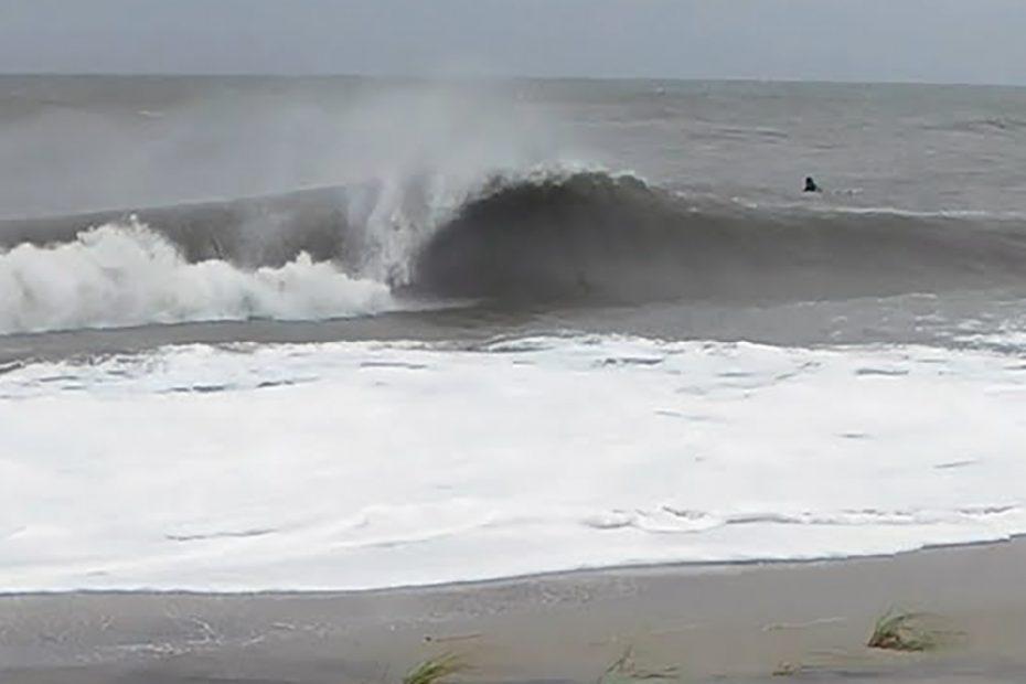 Summer Surf in Delaware