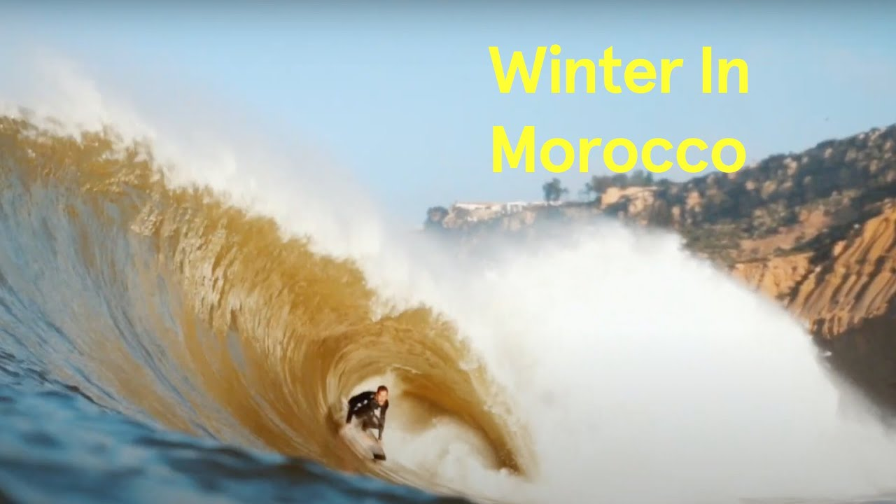 Winter Surf in Morocco
