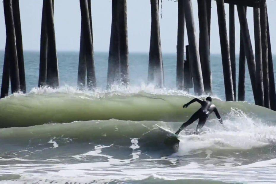 surfing 17th street virginia beach