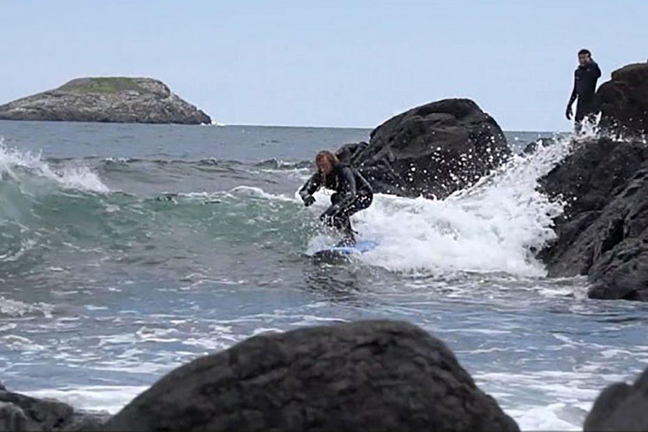 Massachusetts surfing