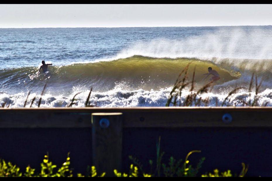 surfing Charleston south carolina