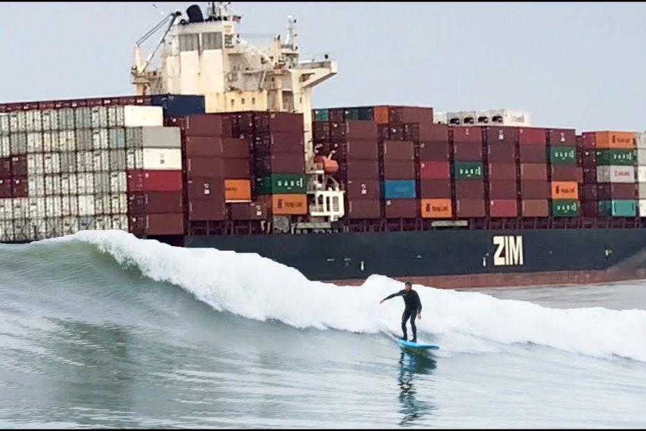south carolina tanker surfing